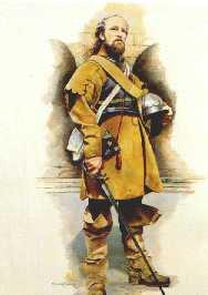 East European Mercenary by Chris Collingwood.