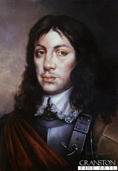 Charles II 1630-1685 by Chris Collingwood.