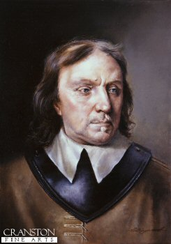 Oliver Cromwell by Chris Collingwood.