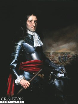 William III by Chris Collingwood. (Y)
