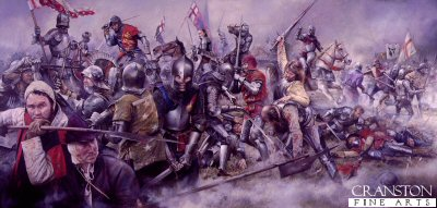 Battle of Barnet by Chris Collingwood.