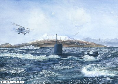 Perisher by Robert Barbour.