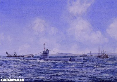 Scapa Flow Graveyard by Robert Barbour (P)
