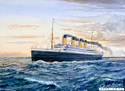Titanic by Robert Barbour.