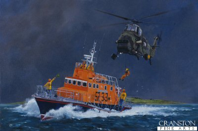 Joint Rescue by David Pentland. (GS)