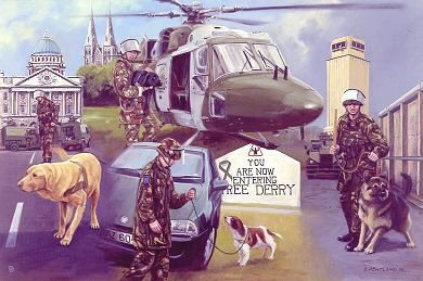 Search and Secure, Army Dog Unit by David Pentland.