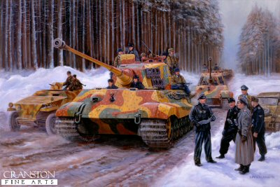 Kampfgruppe Peiper by David Pentland. (E)