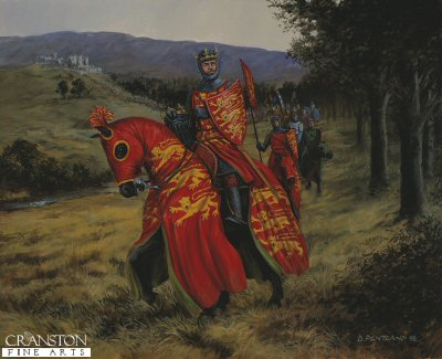 Edward the 1st in Wales by David Pentland.