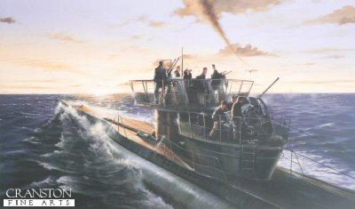 U-269 by Ivan Berryman.