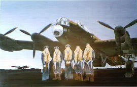 Dambusters, May 1943 by Peter Read.
