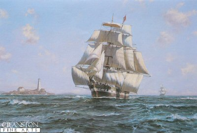 McKay Clipper Anglo-American by Roy Cross.