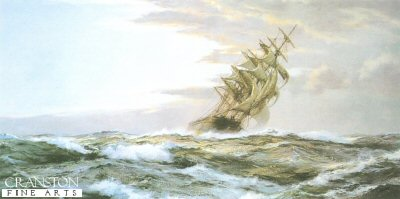 Glory of the Seas by Montague Dawson.