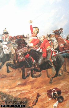Charge of the Life Guards by Richard Caton Woodville (GS)