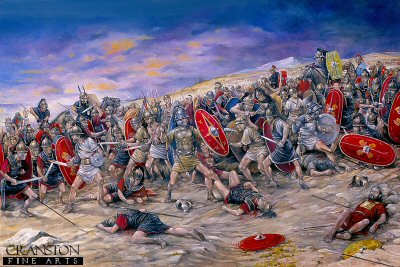 Spartacus. The Slaves Revolt - 71 BC by Brian Palmer.
