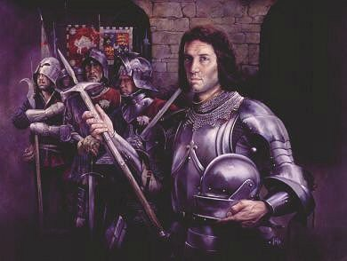 Richard III by Chris Collingwood.