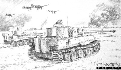 Operation Strachwitz II by David Pentland.