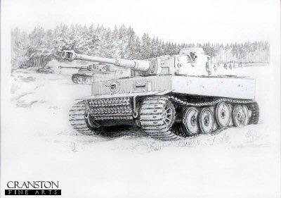 Captain Hans Bölter - Struggle in the Snow by David Pentland.