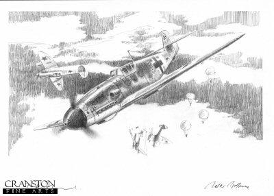 Taran over the Kuban by David Pentland. (P)