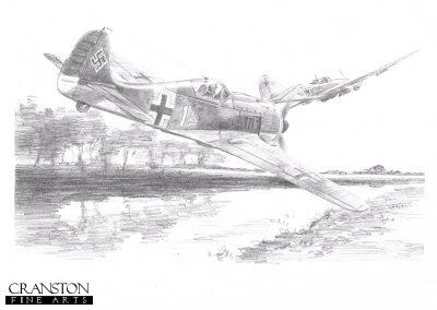 Hunting Sturmoviks by David Pentland. (B)