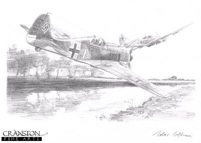 Hunting Sturmoviks by David Pentland. (P)