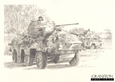 D-Day Recce�by David Pentland.
