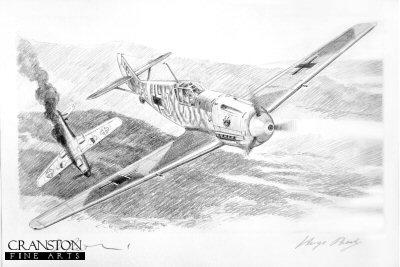 Messerschmitt versus Messerschmitt by David Pentland. (P)