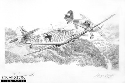 Ikarus Downed by David Pentland. (P)