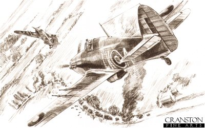 Strafing Run by David Pentland.