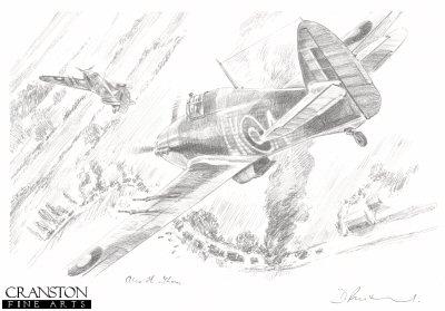 Strafing Run by David Pentland. (P)