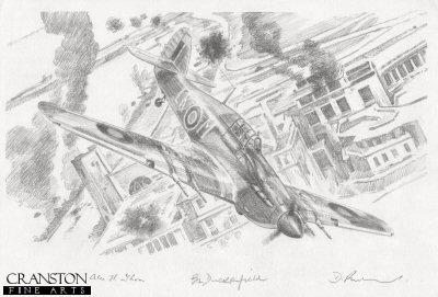 Danger Over Dieppe by David Pentland. (P)