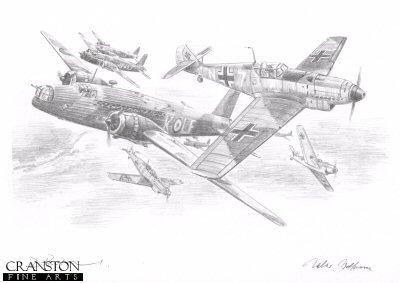 Battle of the Bight by David Pentland. (P)