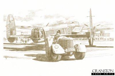 Tractor Girl by David Pentland.