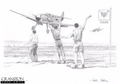 Victory Flypast by David Pentland. (P)