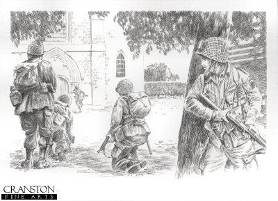 Danger - Snipers by David Pentland.