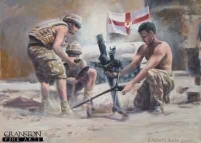 Easy Company by David Pentland. (PC)
