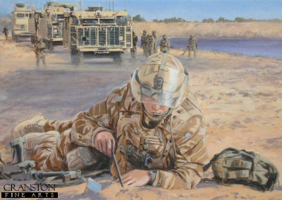 The Lonely Battle by David Pentland. (PC)