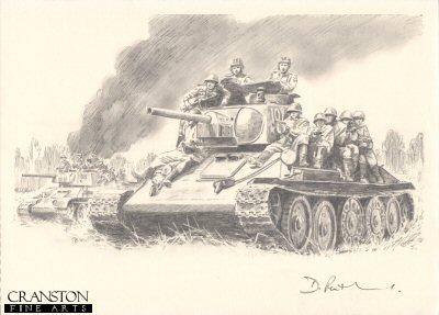 Tankriders by David Pentland.