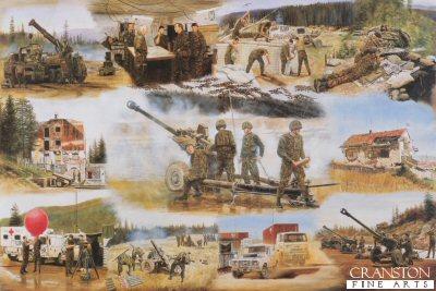 19th Regiment Royal Artillery - BRITARTYBAT by David Rowlands (GL)