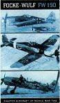 Fighter Aircraft of World War Two - Focke-Wulf FW190.