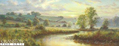 Golden Stream by David Dipnall.