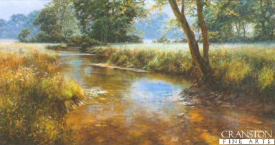 Idle Waters by David Dipnall.