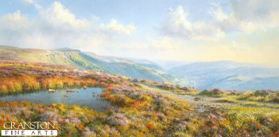 View From the Moors by Rex Preston.
