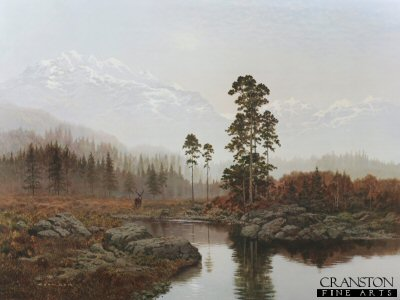 Silent Majesty by Gerald Coulson.