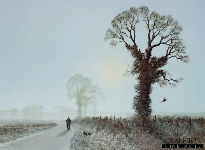 A Frosty Morning by Gerald Coulson.
