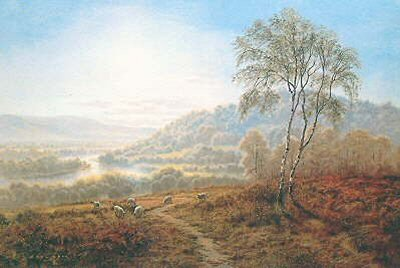 September Morning by Gerald Coulson.