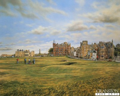St Andrews - Home of Golf by Mark Chadwick