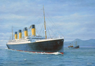 RMS Titanic - A Day to Remember by Gordon Bauwens.