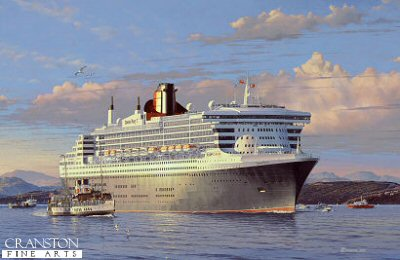 Queen Mary 2 - A Legacy of Pride by Gordon Bauwens.
