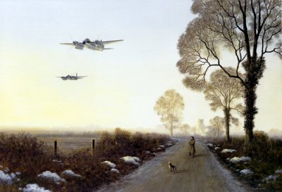 Country Life 43 by Gerald Coulson.