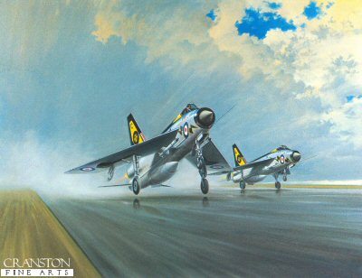 Thunder & Lightnings by Gerald Coulson. (Y)